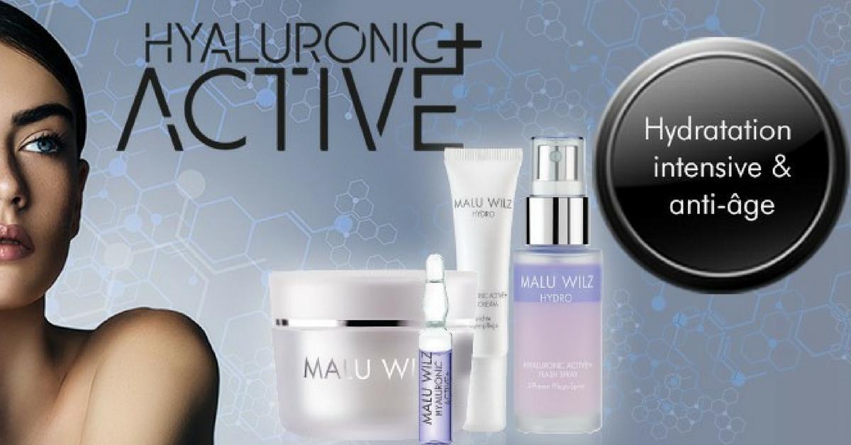 À l'achat du soin Hyaluronique: Obtenez 20% de rabais sur vos produits et 20 minutes de Neuro Spa GRATUIT!