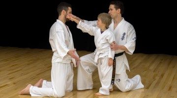 5 bienfaits du karaté pour le développement d'un enfant